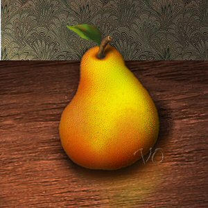 PSP and PS Pear by vivage