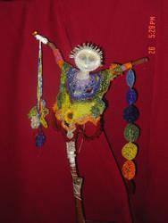 Chakra Doll by vivage