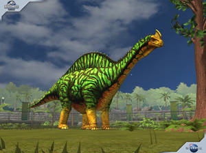 JWTG: Argintinosaurus LV. 40