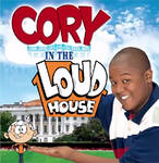 Cory in the Loud House Poster