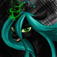Queen of the Changelings by Valkyrie-Girl