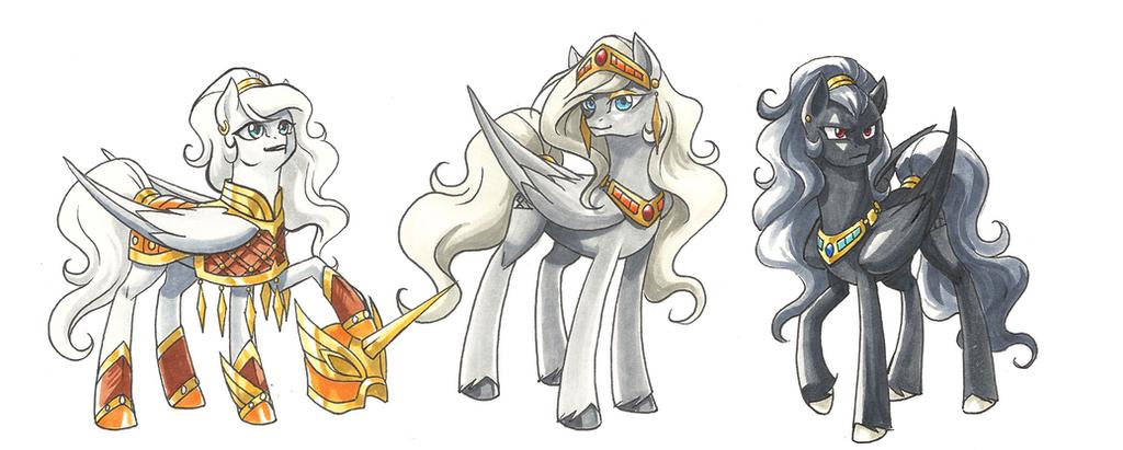 Royal Valkyria by Valkyrie-Girl
