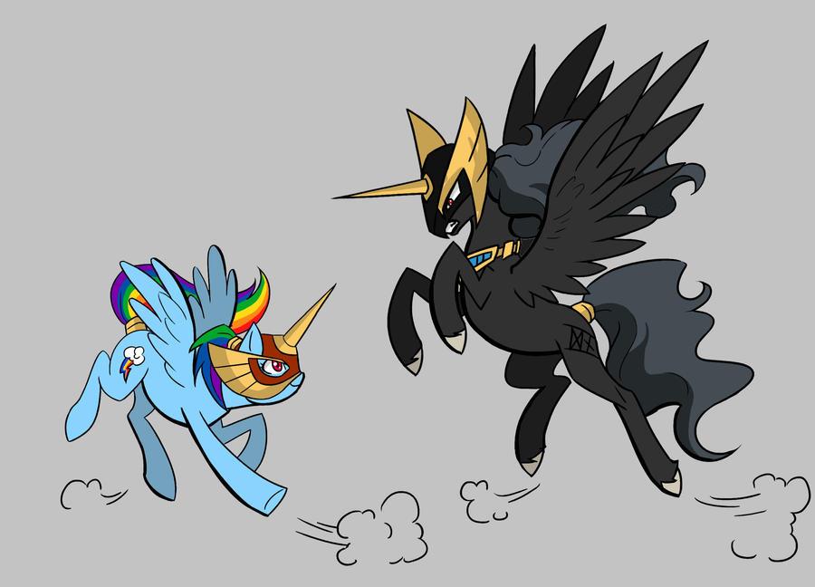 Duel the Valkyrie Princess by Valkyrie-Girl