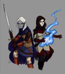 Taking on Skyrim Together