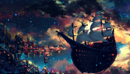 Odyssey by SeerLight