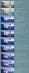 Landscape/Background Tutorial by SeerLight