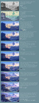 Landscape/Background Tutorial