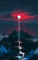 Lunar Dripping