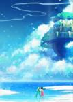 Castle in the Sky by SeerLight