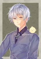 Prussia (Hetalia) by Dan-Mochi