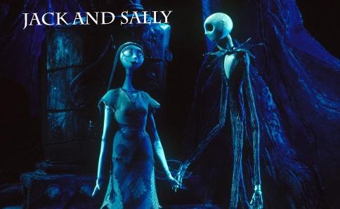Jack and Sally by DodO4