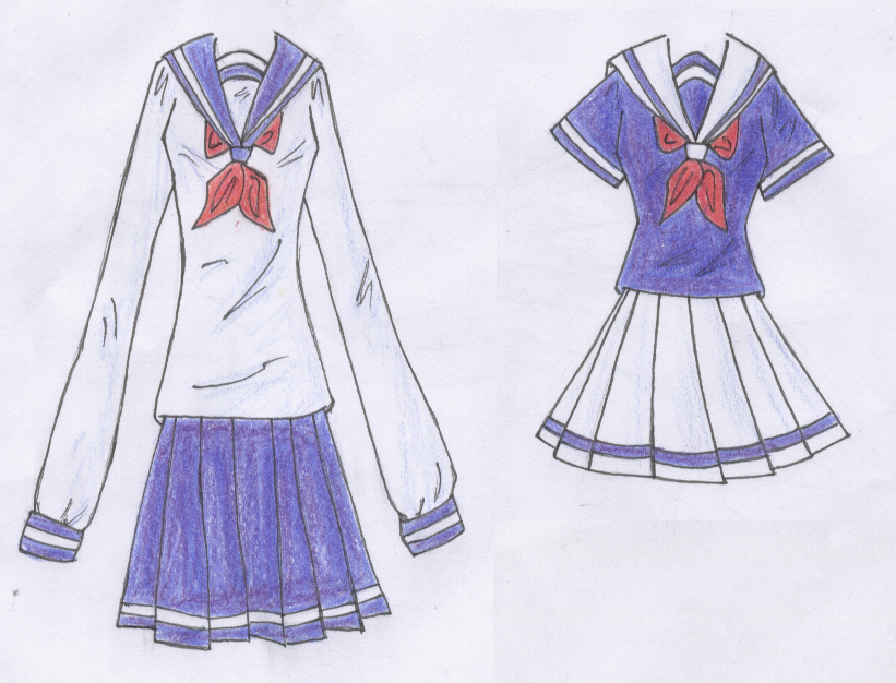 Uniforms by MarikaGirl