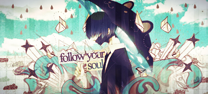 Follow Your Soul by purpleMilkshake08