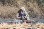 Daenerys and Her Handmaiden
