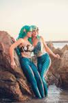Land Mermaids