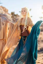 Desert Goddess