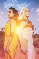 Stronger: Daenerys and Ellaria