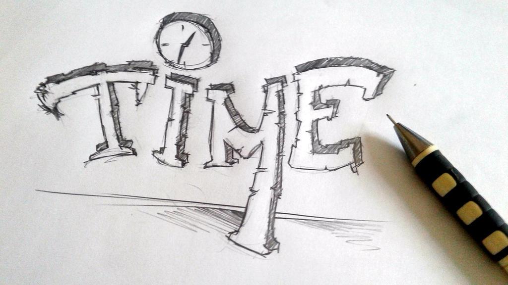 2017 06 11 GhitaB - Time by GhitaBArt