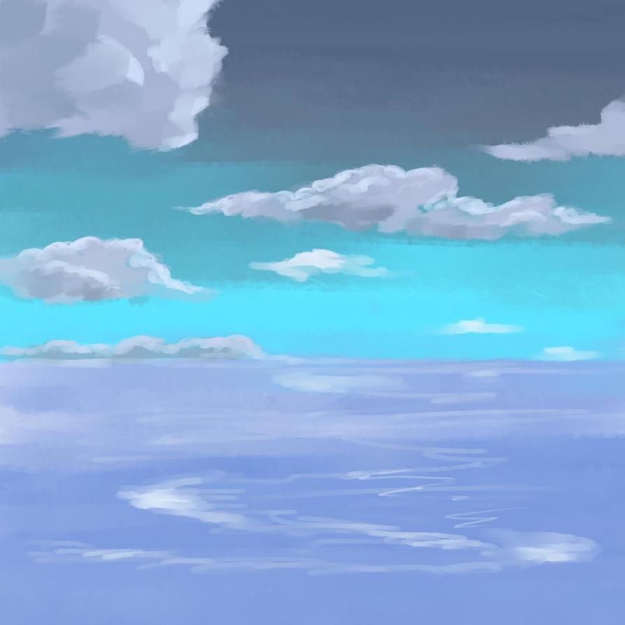 Sky by GhitaBArt