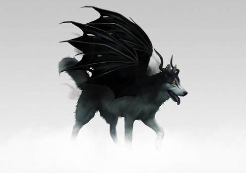 [OPEN] Demon Dog Adopt