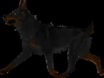 [CLOSED] Hellhound Adopt