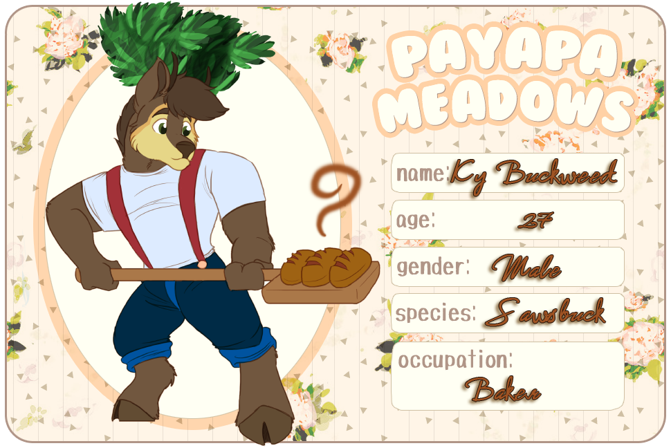 Payapa Meadows : Ky Buckweed - APP by KAT-attack01