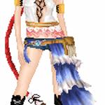 NEW Yuna Gunner by Croft12
