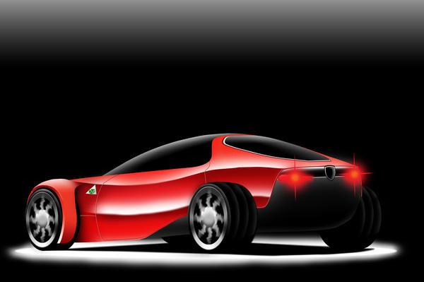 39 alfa romeo 158 rear 39 by garethjstokes on deviantart. Black Bedroom Furniture Sets. Home Design Ideas