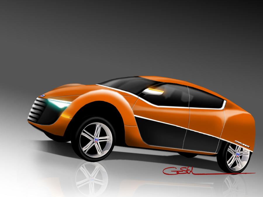 Marussia LM - O+B 1 by garethjstokes on DeviantArt