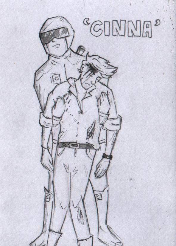 'Cinna...' by DoodleOwl