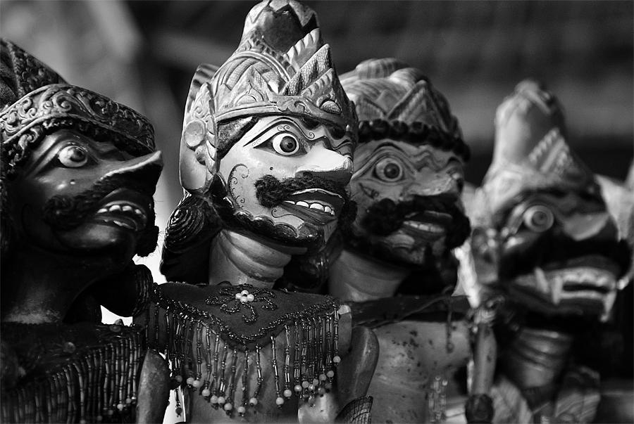 Wayang Golek By Gregoriussuhartoyo On Deviantart