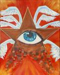 Starry Eye by BrentSherlockArt