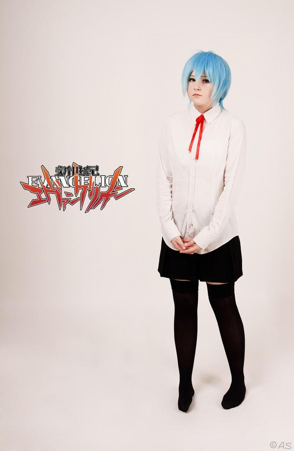Evangelion-Rei by hirokiJ