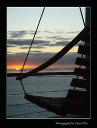 Sunset Swing by Tanya-May