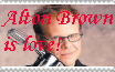 Alton Brown by Michete