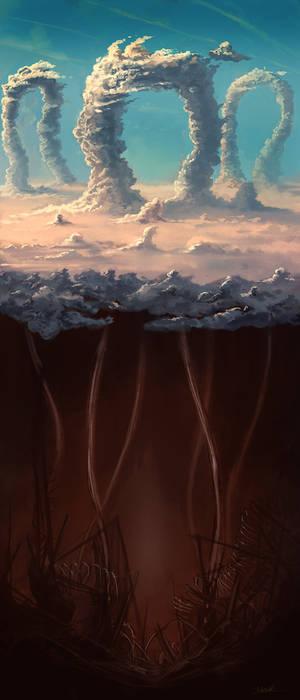 Pillars of Heaven
