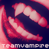Team vampire by heartacherose