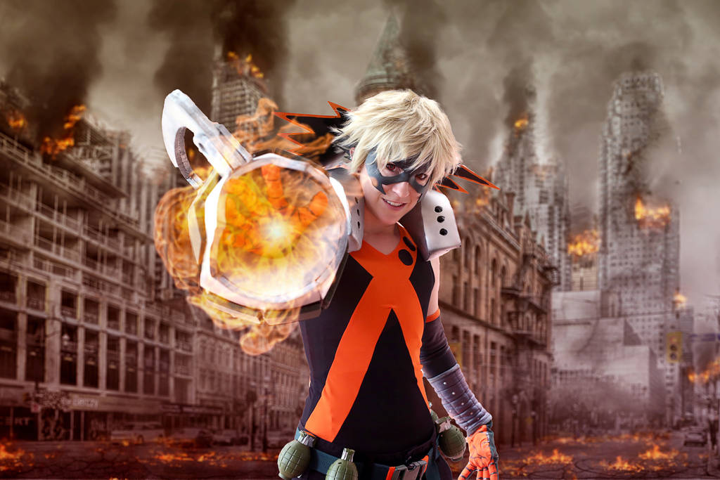King Explosion Murder by AngryLittleGnome