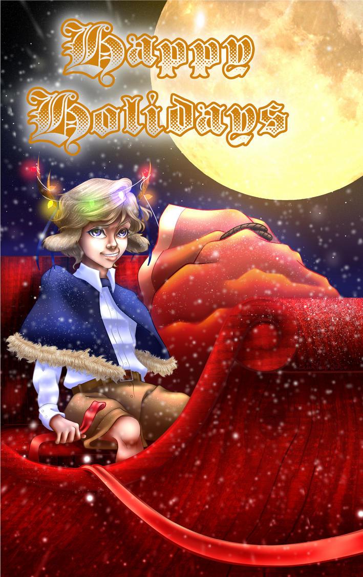 .:AANI: Secret Santa:. by Indigirl-Studios