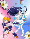 Pretty Cure Colored