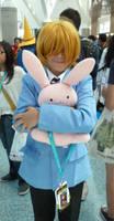 Anime Expo 2012: Honey Sempai Cosplay