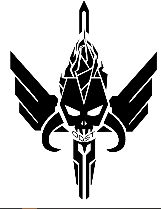 halo odst symbol by pflagentminnesota on deviantart