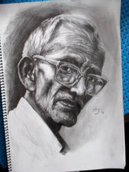 Old Man Pencils by Hxrxld