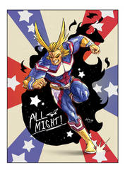 All Might! by Hxrxld