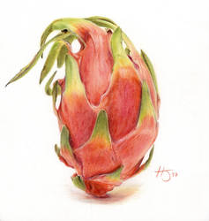 DragonFruit by Hxrxld