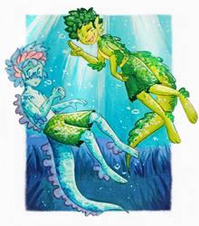 Aquatic duo