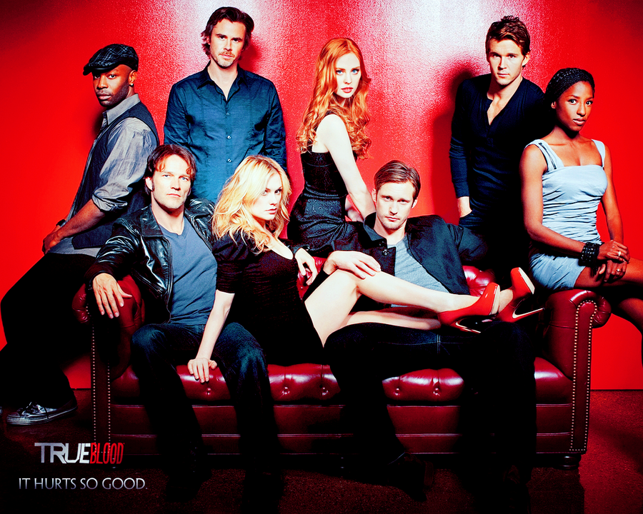 True Blood Wallpaper 2 By Theanyanka