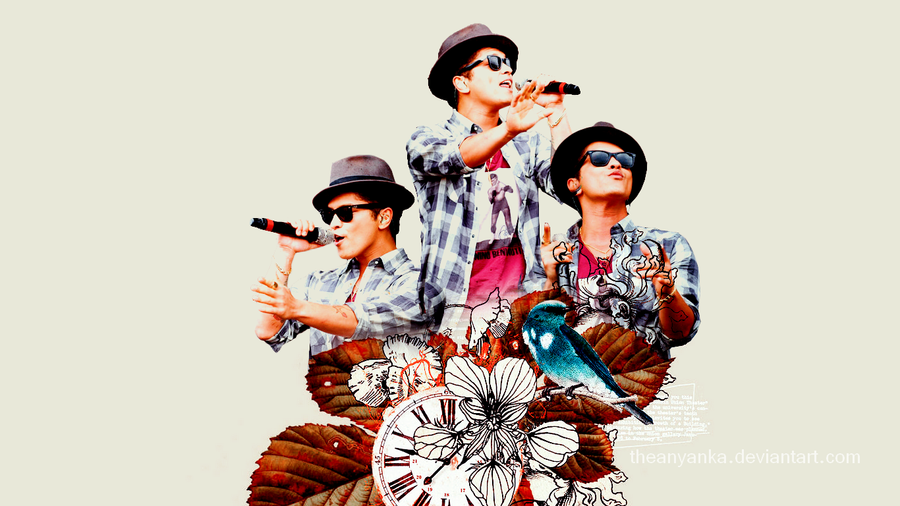Bruno Mars Wallpaper 1 By Theanyanka On DeviantArt