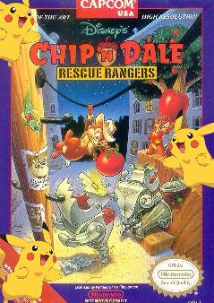 pikachu in Rescue Rangers mod by juggalo08332