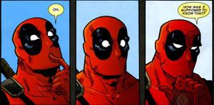 Deadpool: Oh